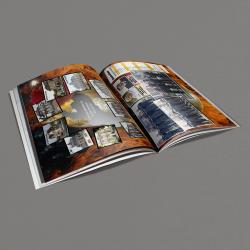 Calendrier des Pompiers d'ezy/eure - édition 2014