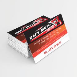 Cartes de visite pour Dafy-Moto Chartres