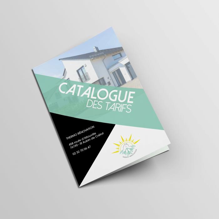 Catalogue pour l'entreprise Thermo Rénovation