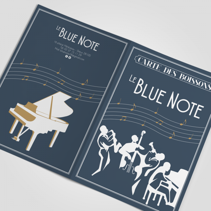 LE BLUE NOTE